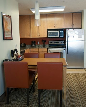 Residence Inn by Marriott Harrisburg Carlisle: Kitchen of King Studio Suite