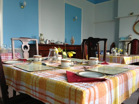 Kingsmuir Hotel: Dinning Room