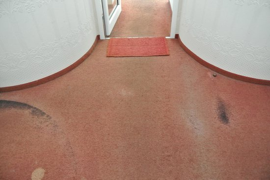 Gasthaus Stobbermuehle: Gang zu den Zimmern