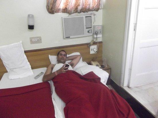 Hotel Grant: My bro