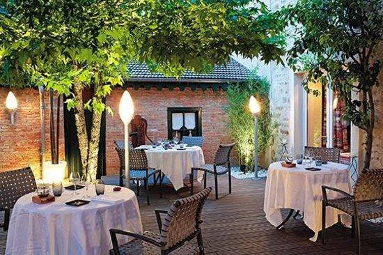 La Terrasse Picture Of Restaurant Frederic Doucet Charolles Tripadvisor