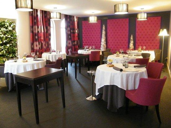 Restaurant Frederic Doucet: La salle de restaurant