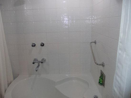 Honeymoon Inn Manali: Bathroom