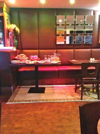 Macy's Hotel: Das Frühstücksbuffet
