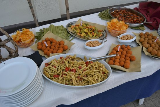 Agora Pizza & Food: buffet1