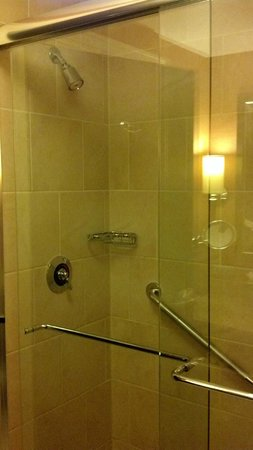 Hilton Columbus/Polaris: Shower