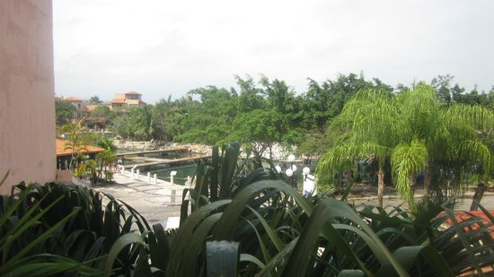 Omni Puerto Aventuras Beach Resort: View from Room