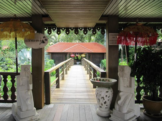 Club Med Cherating Beach: Spa