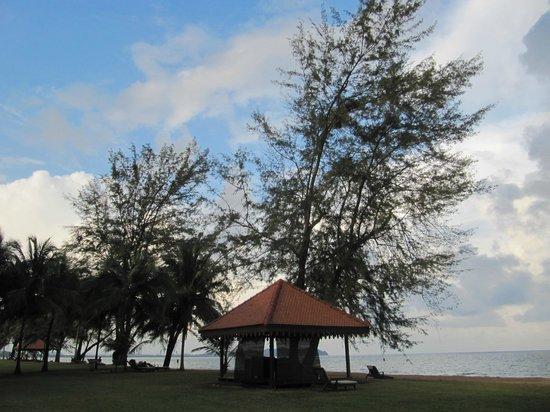 Club Med Cherating Beach: Beach view
