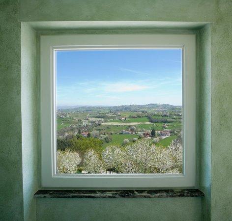 Suite le quattro stagioni finestra panoramica di fronte - Le finestre di fronte ...