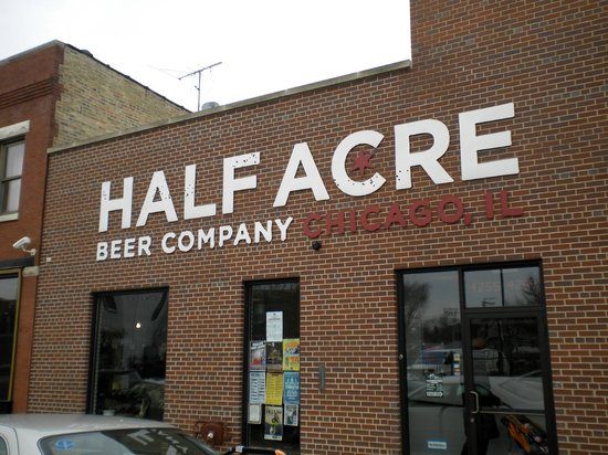 Photo of Brewery Half Acre Beer Company at 4257 N Lincoln Ave, Chicago, IL 60618, United States