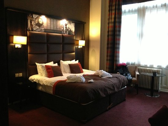 Grand Central Hotel: Lovely Room