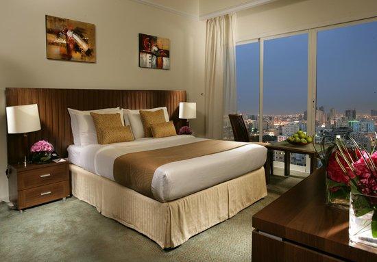 Ramada Beach Hotel Ajman: Standard Room