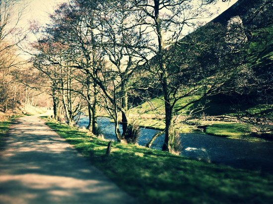 Dovedale: Beautiful