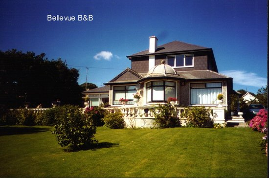 Bellevue Bed & Breakfast : Bellevue B&B, Myrtleville, Co. Cork