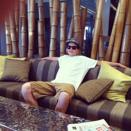 Sadot Hotel: Cool vibe