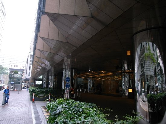 The Kowloon Hotel: 飯店外觀