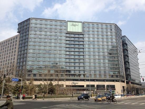 Regent Beijing: Vue de l'exterieur