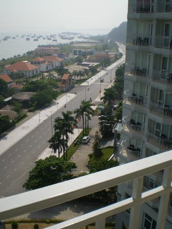 Novotel Ha Long Bay: Great view from high up