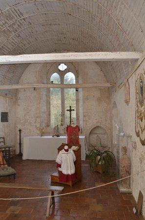 Le Prieure Saint-Michel: Chapel