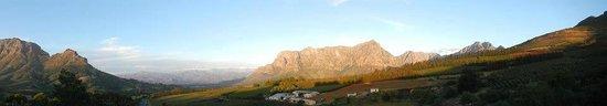 Clouds Wine & Guest Estate: View