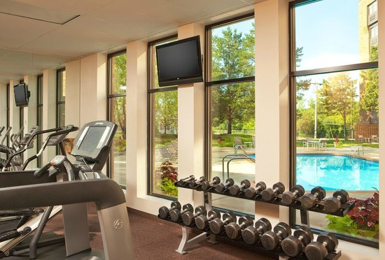 Four Points by Sheraton Milwaukee North Shore: Fitness Center