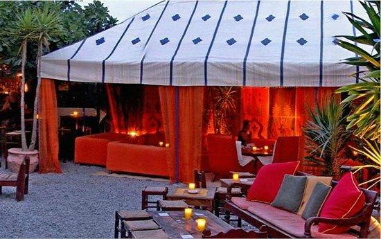 Foutour & Sarir Riad: roof terrace