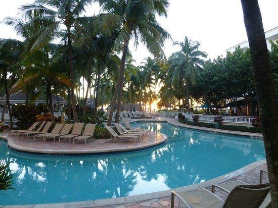Lago Mar Beach Resort & Club: Poolanlage