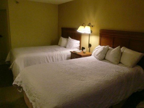 هامبتون إن بوبلار: bedroom