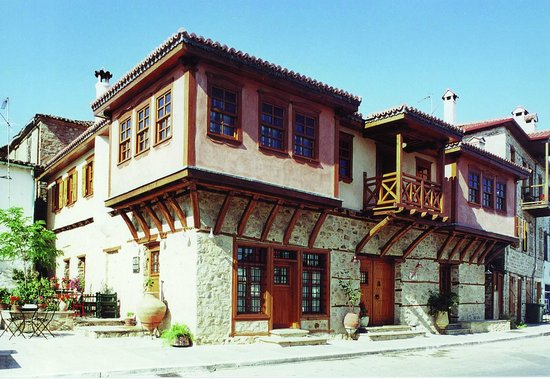 Oikia Alexandrou Traditional Inn
