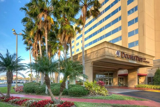 Welcome To The Doubletree By Hilton Orlando Airport Picture Of