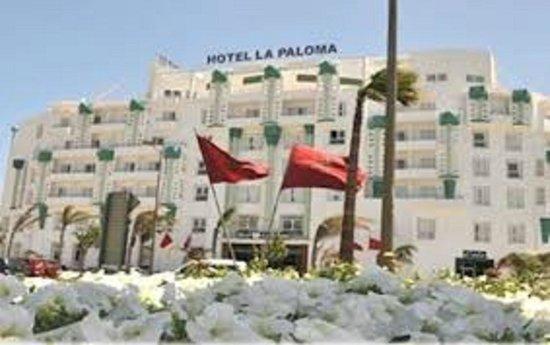 La Paloma: Hotel