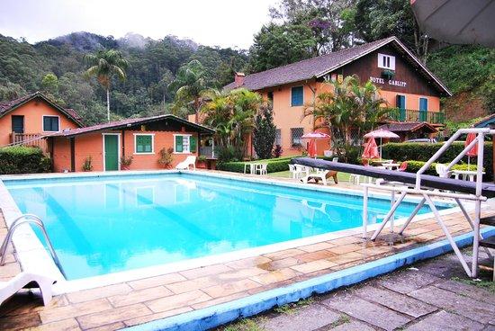 Hotel Garlipp: Piscina