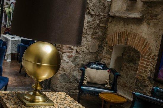 Mil Flores Luxury Design Hotel: Lounge