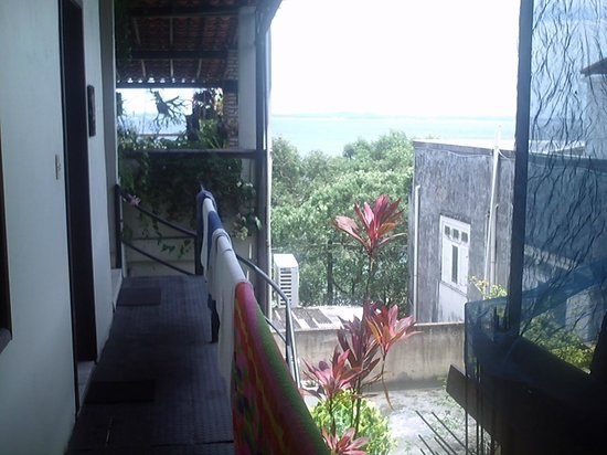 Village Novo : This is the room that I am talking about...check out that view and your verandah!