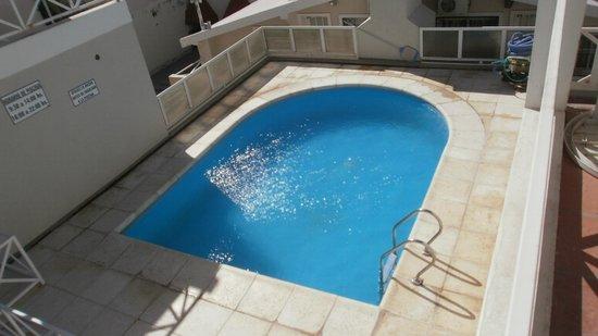 Terraza al Sol: piscina