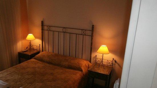 Terraza al Sol: dormitorio