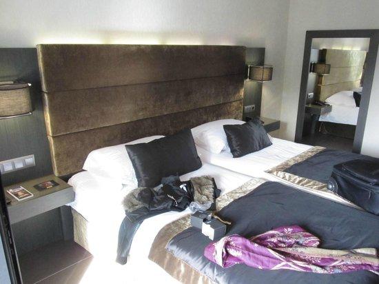 Hotel Constanza Barcelona: Comfy bed