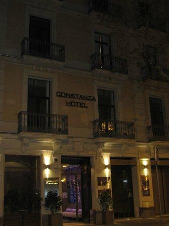 Hotel Constanza Barcelona: hotel front