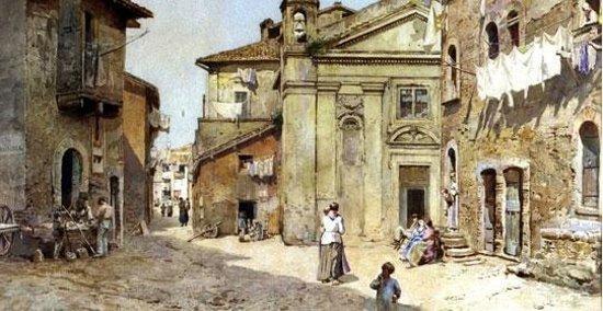 Hotel Residenza San Calisto : Ancient Trastevere 2