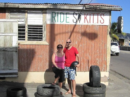 Ride St.Kitts : Successful Day!