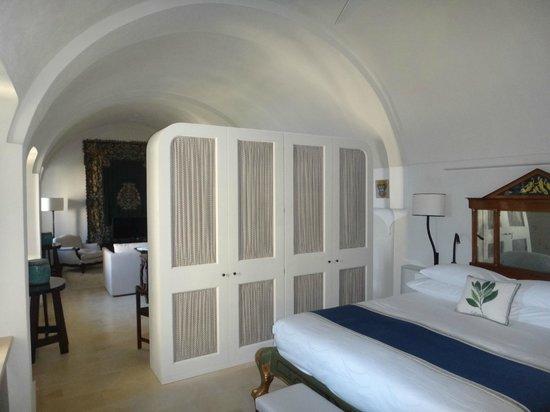 Monastero Santa Rosa Hotel & Spa: room