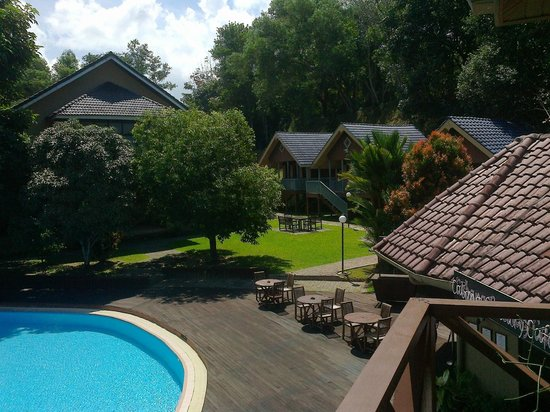 Lembah Impian Country Homes Resort: chalets