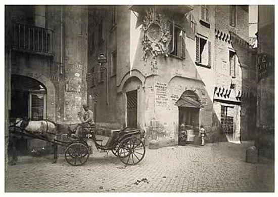 Hotel Residenza San Calisto: Ancient Trastevere