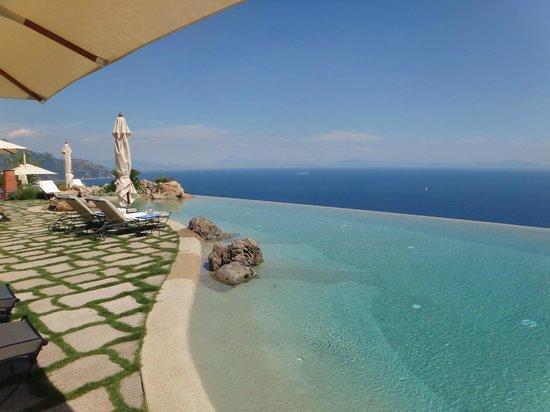 Monastero Santa Rosa Hotel & Spa: pool