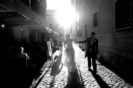 Residenza Santa Maria: Weddings in Trastevere
