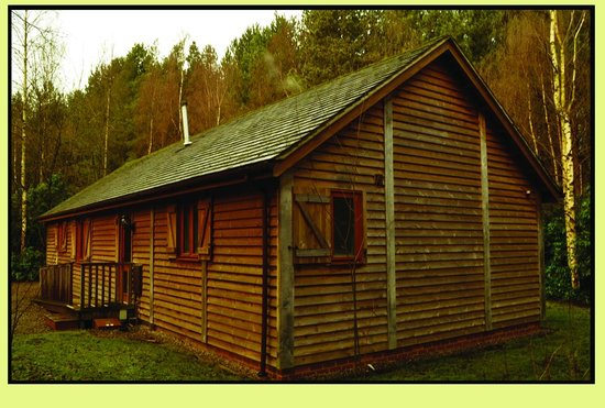 Griffon Forest Lodges: Gardeners premier cabin