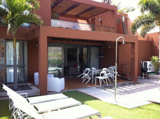 Special Lodges Villa Gran Canaria: VERANDA
