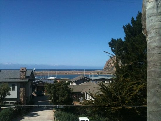 Comfort Inn Morro Bay: View of the bay from our room.