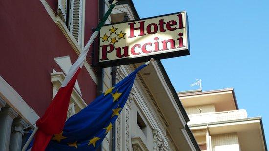 Hotel Puccini: Außenansicht